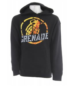 Grenade Nademark Hoodie Black