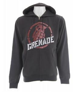 Grenade Nademark Zip Hoodie