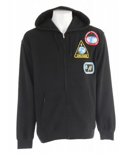 Grenade Nasa Hoodie Black