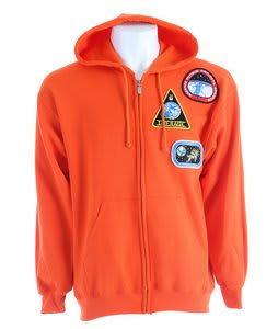 Grenade Nasa Hoodie Orange