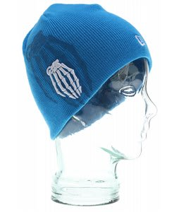 Grenade New Era Skull Bomb Shadow Beanie Blue