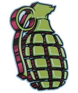 Grenade Patterns Sticker Slime 8.5in