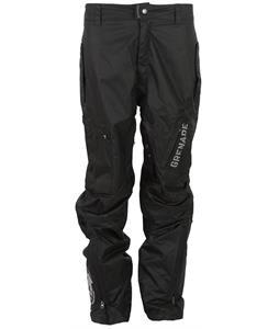 Grenade Patton Snowboard Pants Black