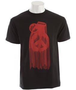 Grenade Peace Drip T-Shirt