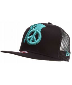 Grenade Peace Bomb Mesh Cap Black