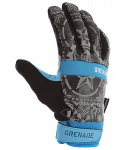 Grenade Pro Model Danny Kass Gloves Blue