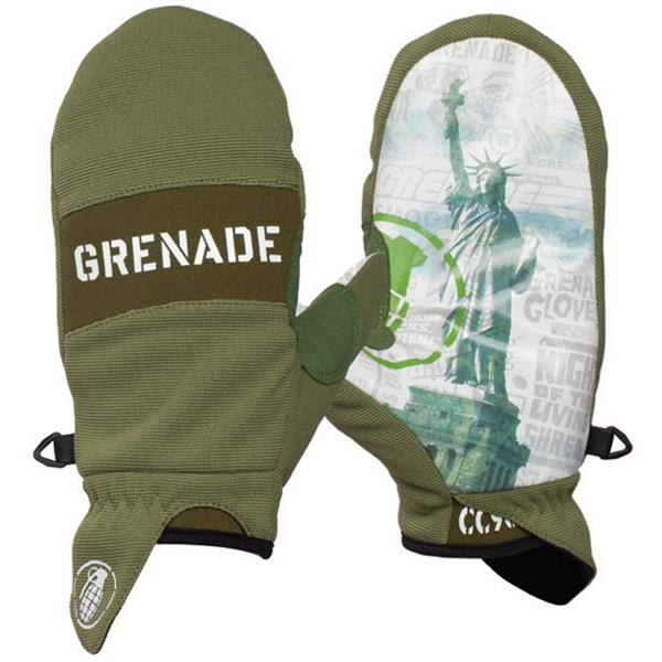 Grenade Pro Posse Dk Pro Model Mittens