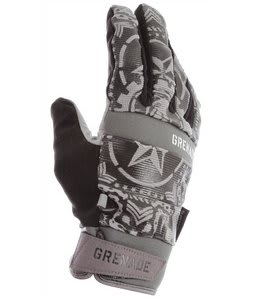 Grenade Pro Model Scotty Lago Gloves Gray