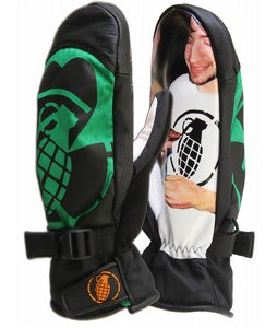 Grenade Pro Model Mittens Scotty Lago