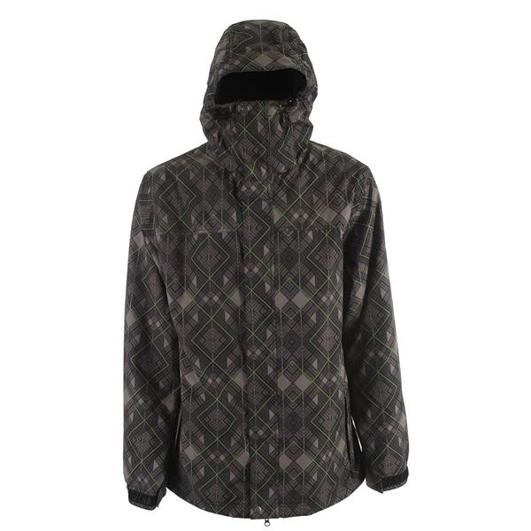 Grenade Rad Plaid Snowboard Jacket