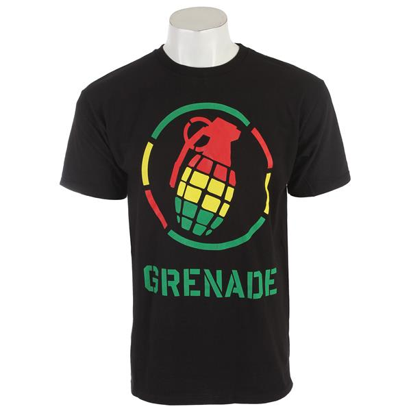 Grenade Rasta Stenz T-Shirt
