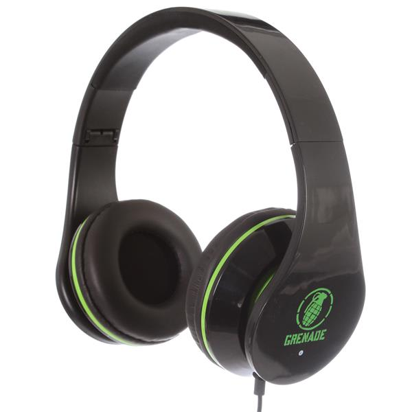 Grenade Recoil Headphones