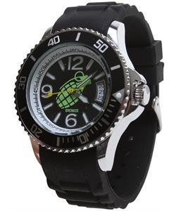 Grenade Fragment Watch