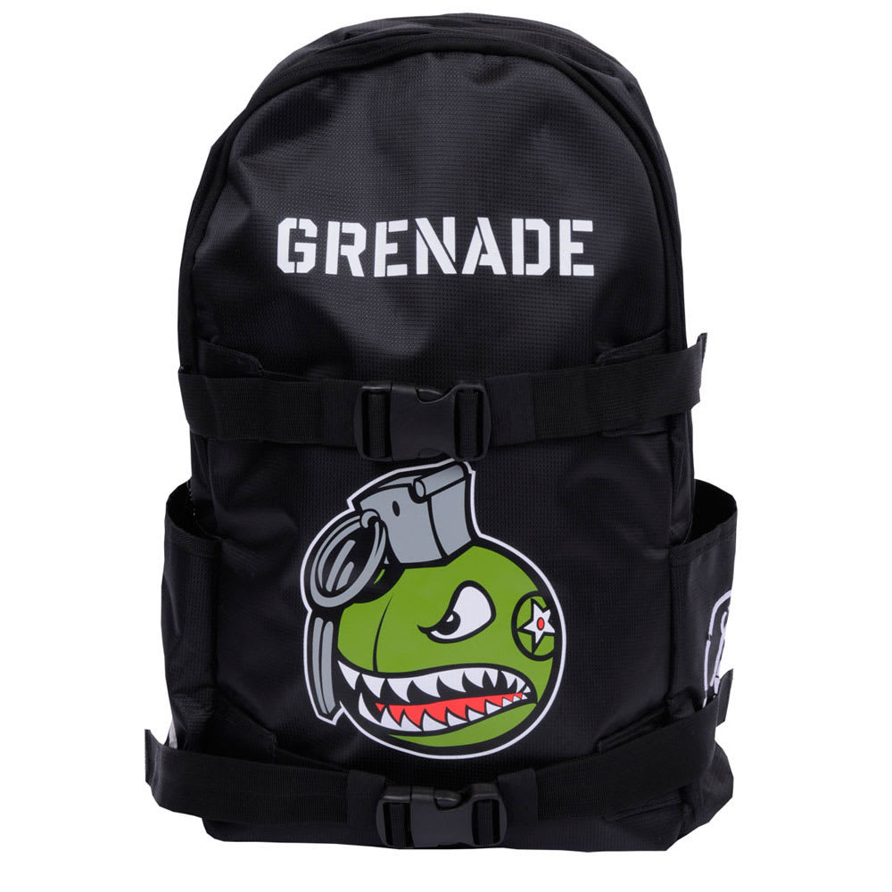 Grenade Recruiter Backpack Black