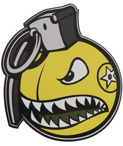 Grenade Recruiter Sticker