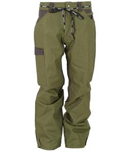 Grenade R.E.G. Snowboard Pants Army