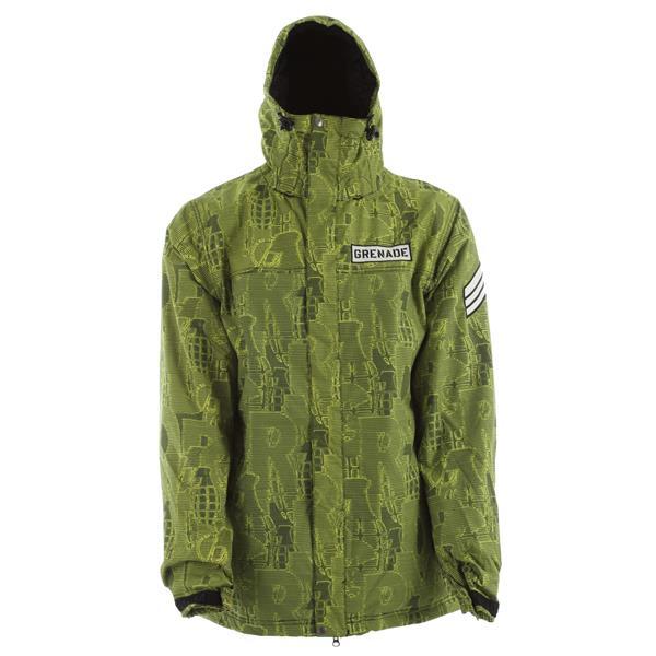 Grenade Riot Code Snowboard Jacket