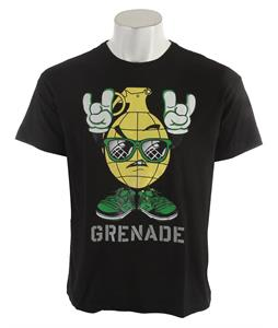 Grenade Rock On T-Shirt