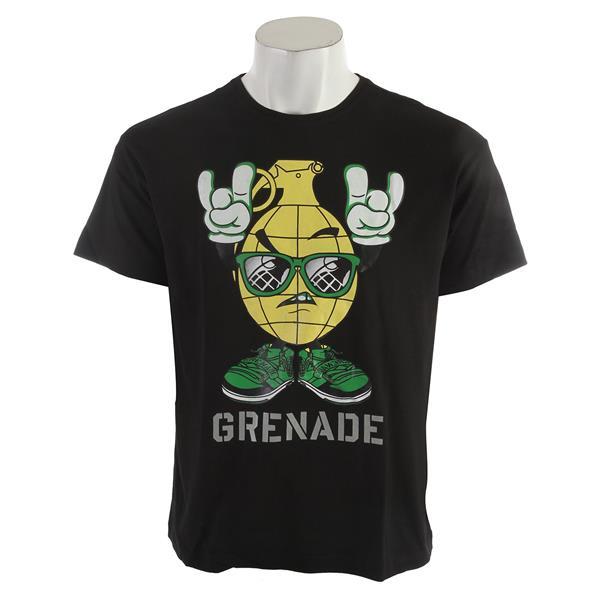 Grenade Rock On T-Shirt