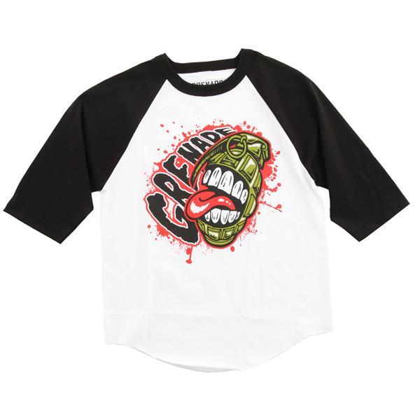 Grenade Screamer Raglan