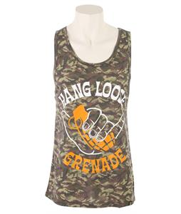 Grenade Sherman Tank Top