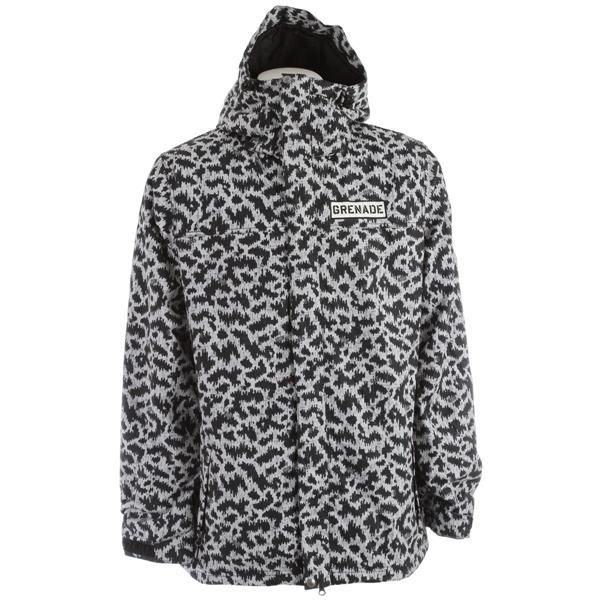 Grenade Shiver Camo Snowboard Jacket