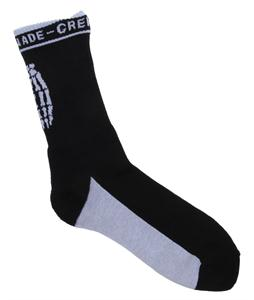 Grenade Skele Socks Black