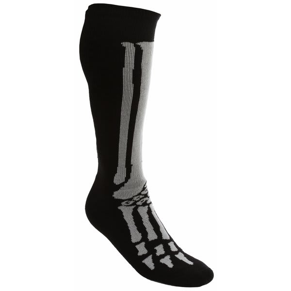 Grenade Skeleton Socks