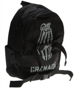 Grenade Skull Bomb Backpack Black V2