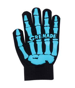 Grenade Skull Knit Gloves