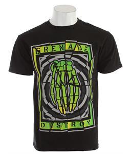 Grenade Skull Shatter T-Shirt
