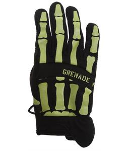 Grenade Skull Shred Gloves Slime