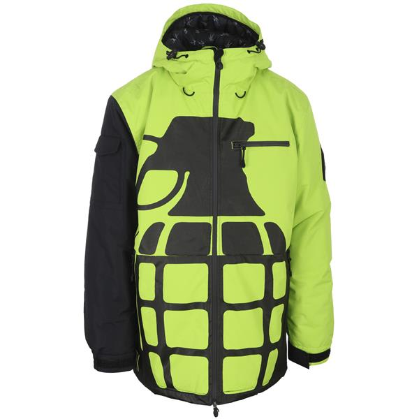 Grenade Solid Positive Negative Snowboard Jacket