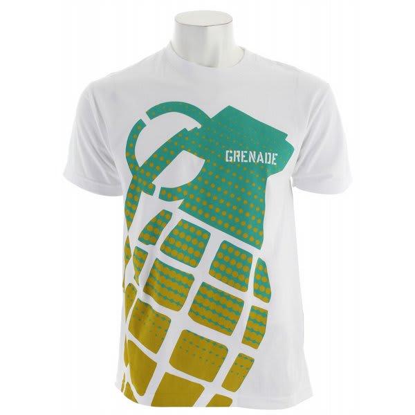 Grenade Stamp T-Shirt