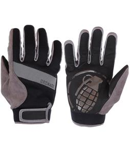 Grenade Standard Issue Gloves Black
