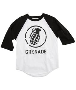 Grenade Standard Raglan Black