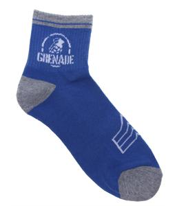 Grenade Standard Issue Socks Blue