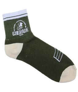 Grenade Standard Issue Socks Olive