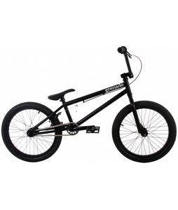 Grenade Stealth BMX Bike Matte Black 20