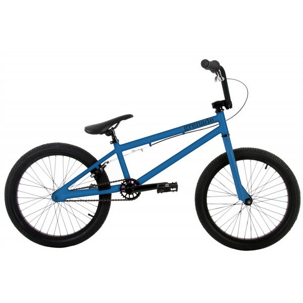 Grenade Stealth BMX Bike