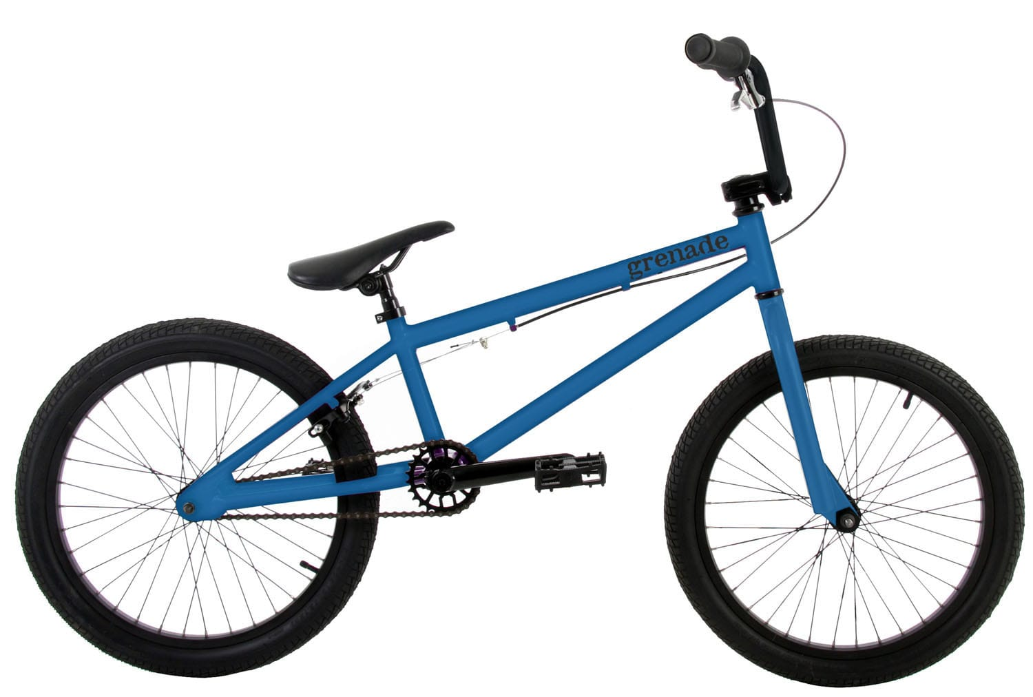 Cheap Bikes Grenade Stealth BMX Bike in