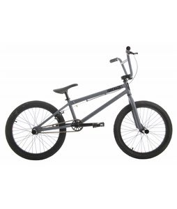 Grenade Stealth BMX Bike Thunder Grey 20in