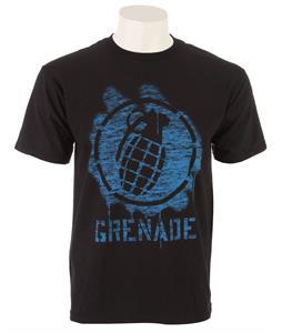 Grenade Stencil Bomb T-Shirt
