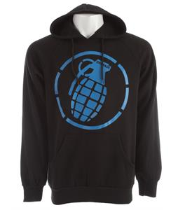 Grenade Stenz Hoodie Black