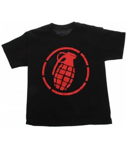 Grenade Stenz T-Shirt Black
