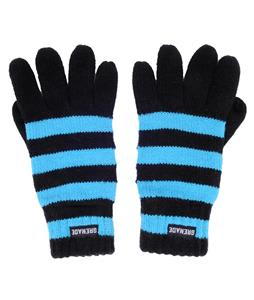 Grenade Stripes Gloves Aqua