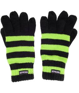 Grenade Stripes Gloves Lime