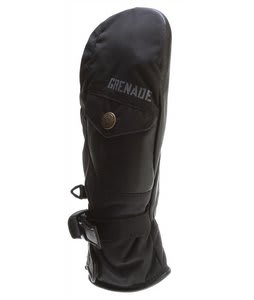 Grenade Sub-Zero Mittens Black