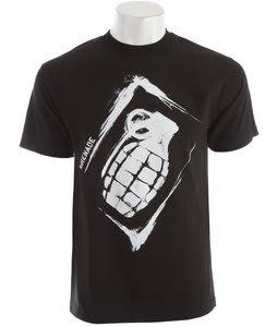 Grenade Sullen Stencil T-Shirt