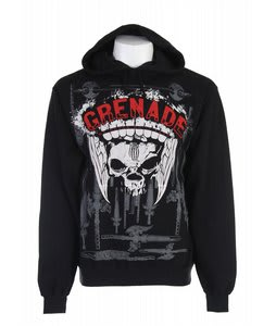 Grenade Swords Hoodie Black